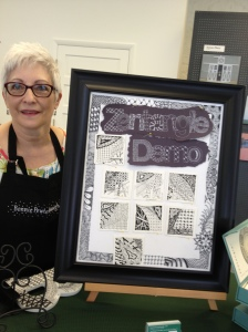 Art of Zentangle Mosaic