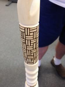 Stuart's cane