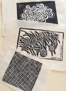 Tangle Print Impressions