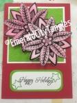 Zentangle Christmas Card2015
