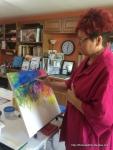 Diana Painting