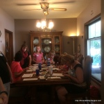 Zentangle Home Party – Melissa Carlson, Hesston,KS
