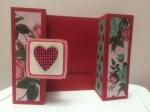 Card - Valentine Gatefold